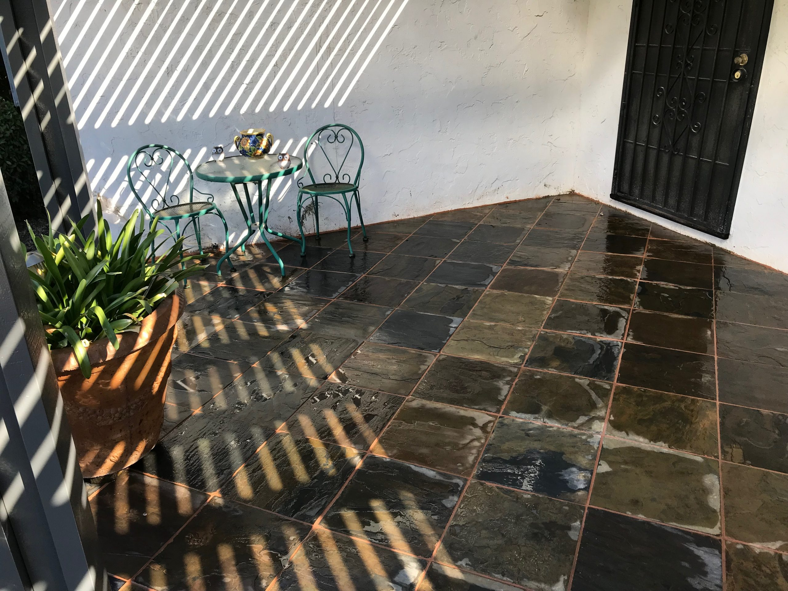 A picture of patio works in Danville.